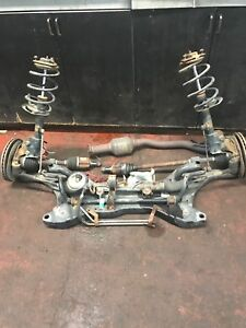 2007 caliber front sub frame
