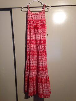 Girls summer dress.