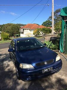 2002 Holden Astra Sedan Carina Heights Brisbane South East Preview