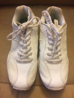 9cc7b5af34 Varsity Grid Iron cheer shoes used size 5.5