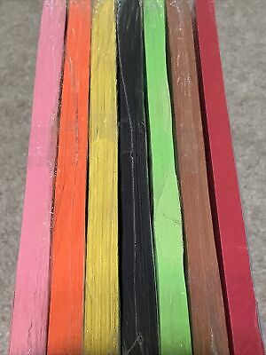 Lot Of 6 Packs Of 50 HEAVY DUTY CONSTRUCTION PAPER Multi Color Back 2 School