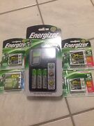 Battery charger plus batteries Hamersley Stirling Area Preview