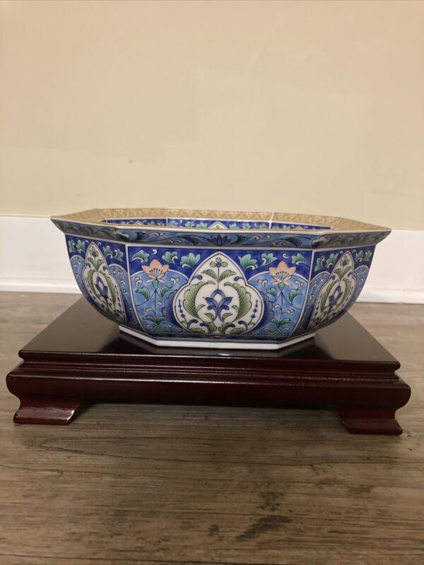 Asian Decorative Bowl