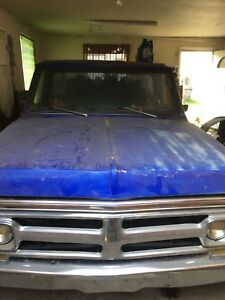 1971 GMC all original truck