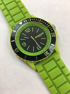 "QUICKSILVER""Unisex"" Watch(QWMA010)100M/45mm EXCELLENT & GUARANTEED!"