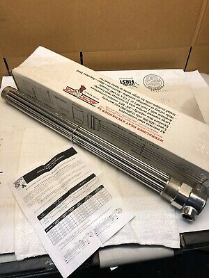 Arctic Fox H-4000-24 Hydraliner Heat Exchanger 24 Stainless New In Box