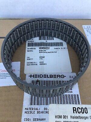 Original Heidelberg Cylinder Needle Bearing Cage 00.550.1290 From Germany