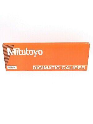 Mitutoyo 500-173 Digimatic Caliper 0-12inch0-300mm New