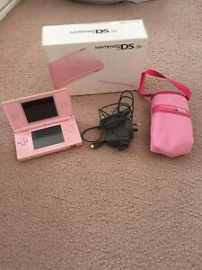 Nintendo DS lite console, case & 11 games Launceston Launceston Area Preview