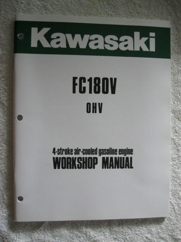 KAWASAKI FC180V OHV GAS ENGINE WORKSHOP SERVICE REPAIR MANUAL