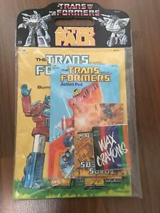 Transformers Action Pack in Original Packaging