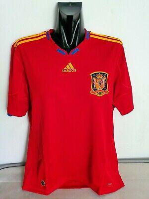 Camiseta España mundial 2010 Original adidas nueva y con etiquetas / Spain...