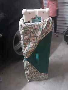 Winnie the pooh Porta cot Epsom Bendigo City Preview