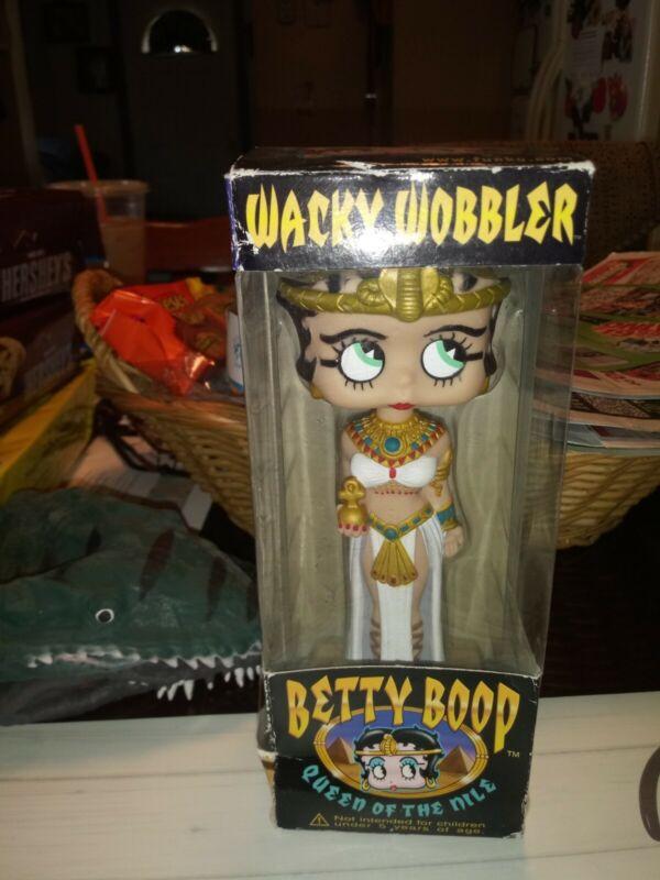 Funko 06048 Wacky Wobbler Betty Boop Queen of the Nile Pop Culture