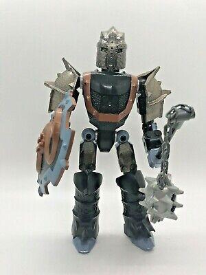 LEGO Knights 8706 Karzon 100% Complete Bionicle Hero Factory Nexo action figure