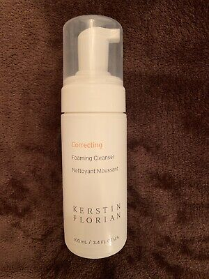 Kerstin Florian Correcting Foaming Cleanser 100ml.  New Without Box
