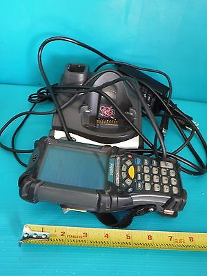 USED SYMBOL MOTOROLA BARCODE SCANNER MC9000 SERIES Motorola-barcode-scanner