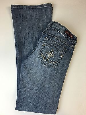 Sz 1 Small Underground Soul Jeans Dark Blue for sale  Shipping to Nigeria