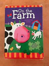 """""""On the farm"""" book and floor puzzle Worongary Gold Coast City Preview"""