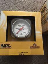 Auto meter Oil Pressure gauge Belmont Lake Macquarie Area Preview