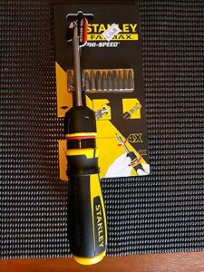 Stanley Ratchet Screw Driver Highclere Burnie Area Preview