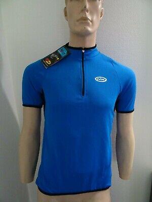 Maillot cyclisme/Maillot de vélo -M Courtes- NORTHWAVE sport profile - bleu en...
