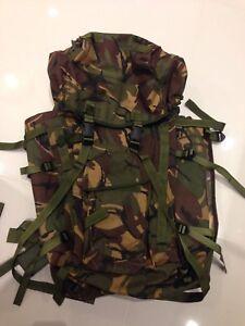 8c3c45f2afbf genuine British army DPM IRR Infantry Short Bergen rucksack!excellent-grade  1!