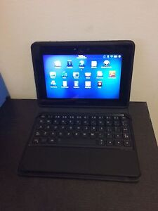 Blackberry Tablet 32G w/ case and keyboard