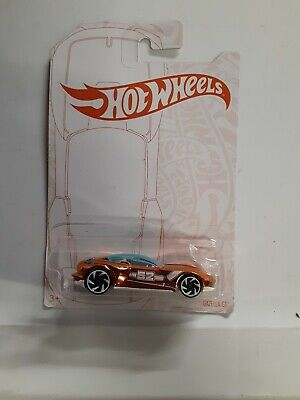 2020 HOT WHEELS GAZELLA GT CHASE CAR PEARL AND CHROME. NIP