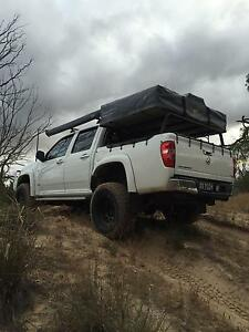 Holden Colorado roof top tent frame Waikerie Loxton Waikerie Preview