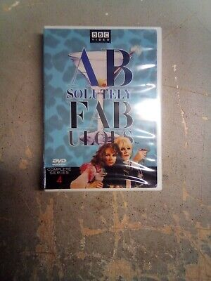 Absolutely Fabulous - Series 4 (DVD, Set) New