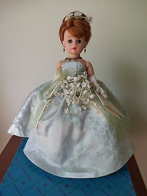"""MADAME ALEXANDER 10"""" LILY OF THE VALLEY-EXCELLENT-- PRICE REDUCED!"""