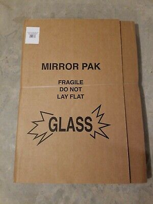 Set Of 5 - Picture Or Mirror Moving Boxes - Adjustable Up To 40 X 60