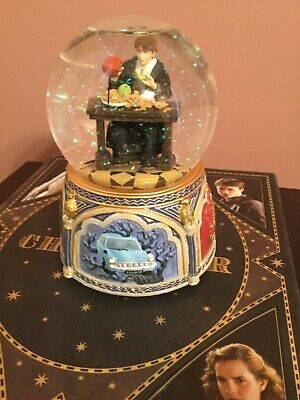 Harry Potter Ron Musical Snow Globe with box