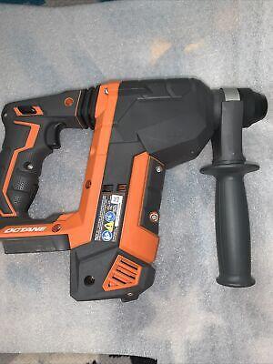 Ridgid 18v Octane Cordless Brushless 1 In. Sds-plus Rotary Hammer 978 Tool Only