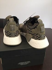Adidas NMD R2 olive US9.5 Under retail price, Need gone! Perth Perth City Area Preview