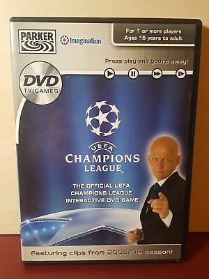 UEFA Champions League - Interactive DVD Game - 2005/06 Season - (J17) for sale  Sleaford
