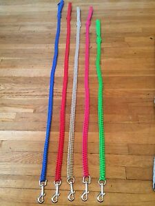 550 Paracord Dog And Cat Leashes