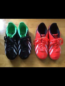 Indoor and Outdoor Soccer Shoes