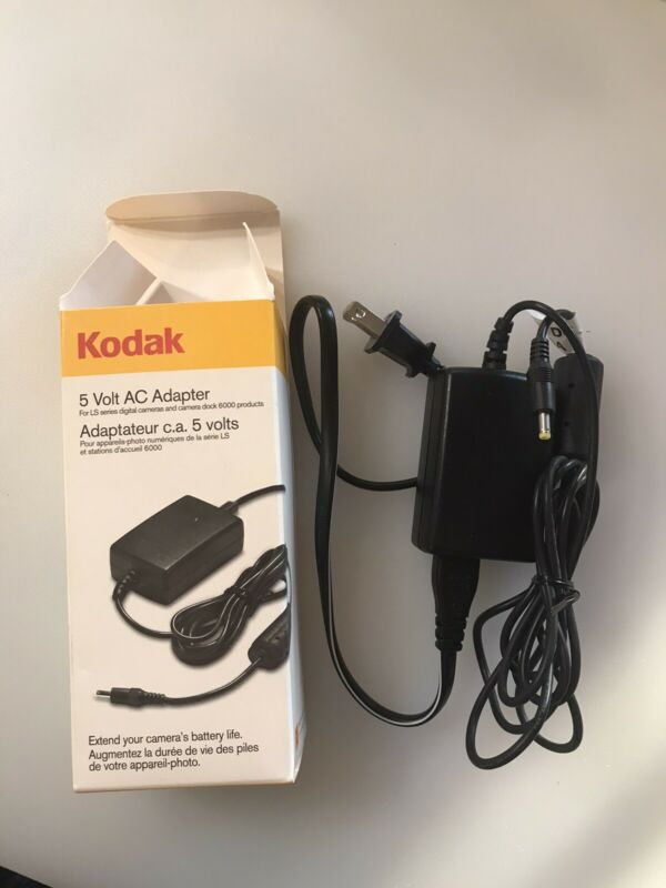 Kodak Power Adapter 5.0V AC adaptor