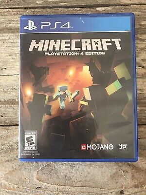 Minecraft:Playstation 4 Edition Used PS4