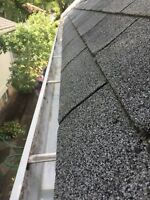 Low Cost Eavestrough Cleaning!