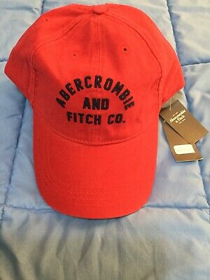 ABERCROMBIE & FITCH, ADJUSTABLE  HAT, CAP, ONE SIZE, NWT, FREE SHIPPING, (V650)