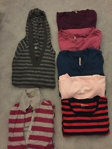Maternity and nursing tops (S/M)
