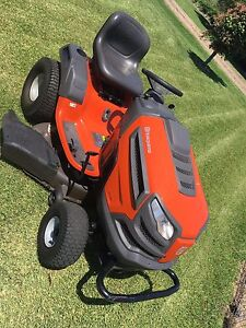 Husqvarna TS 242 Lawn Tractor '2015 Model' Williamtown Port Stephens Area Preview