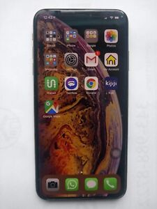 Brand new Condition Gold iPhone XS Max 256gb unlocked