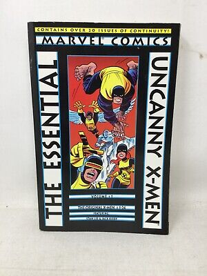 Marvel Comics The Essential Uncanny X-men Vol. 1 (1999)