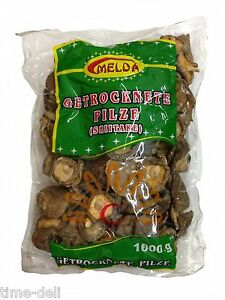 Shiitake Pilze getrocknete Pilze 1000g Packung China
