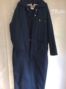 Men's XL Regular insulated/lined 1pce Coverall