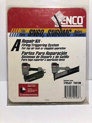 Senco Yk0190 A Firing Trigger System Repair Kit Fits Sn60 Sn60mc Nailer Stapler